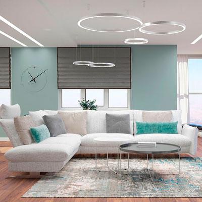 4-х Комнатная квартира в современном минимализме