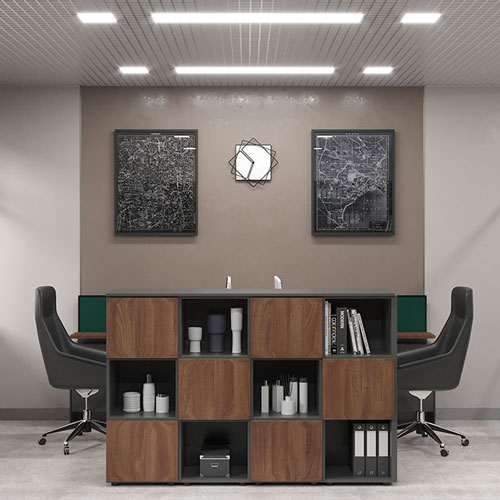 Офис деревообрабатывающей компании