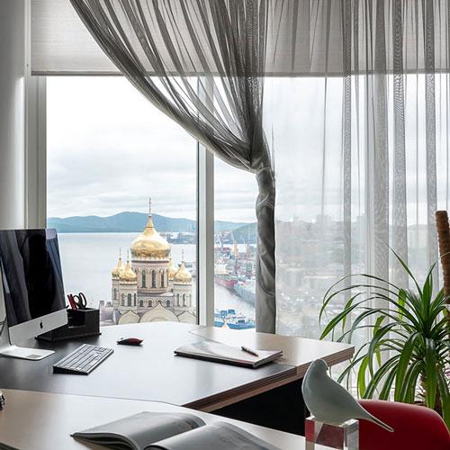 Офис в Нео-Классике
