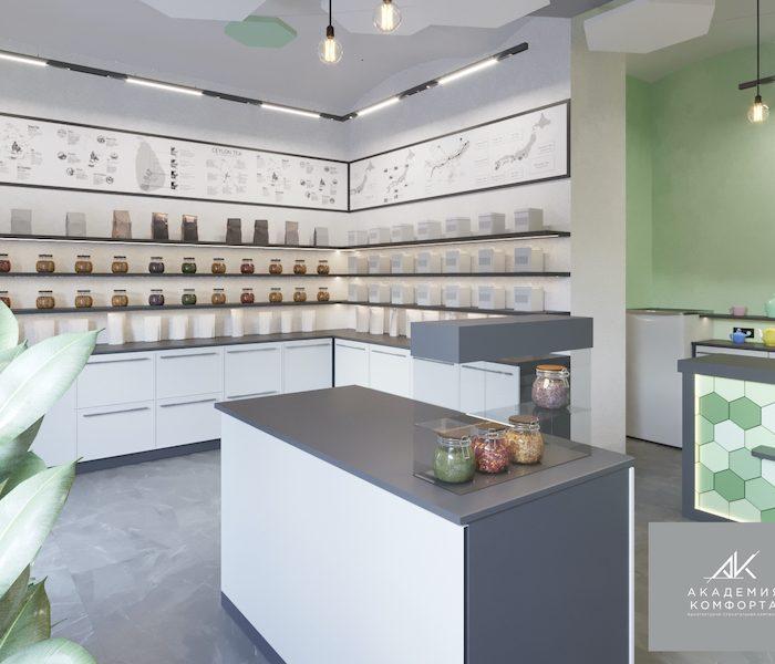 Специализированный магазин Tea Point